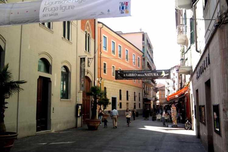 case vacanza La Giara del Centro La Spezia